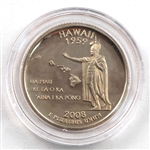 2008 Hawaii Proof Quarter - San Francisco Mint