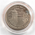2009 Puerto Rico Proof Quarter - San Francisco Mint