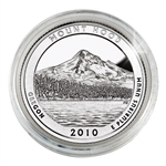 2010 Mount Hood (Oregon) Proof Quarter - San Francisco Mint