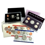 1992 Proof & Mint Set Trio - Clad & Silver