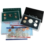 1994 Proof & Mint Set Trio - Clad & Silver