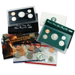 1995 Proof & Mint Set Trio - Clad & Silver