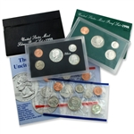 1998 Proof & Mint Set Trio - Clad & Silver