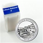 2012 Chaco Culture Quarter Roll - Philadelphia Mint - Uncirculated