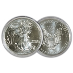1996 Silver Eagle - Uncirculated