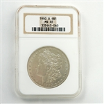 1900 Morgan Silver Dollar - New Orleans - Certified 65