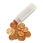 1959 Lincoln Memorial Cent Roll of 50 (Philadelphia) - Uncirculated