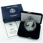 2012 Silver Eagle Government Issue - Proof