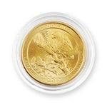 2012 El Yunque Qtr - Denver - Gold in Capsule