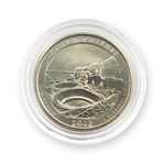 2012  Chaco Culture Quarter Denver - Uncirculated