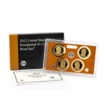 2012 US Mint Presidential Proof Set - Original Government Packaging
