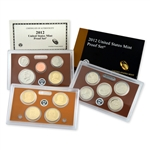 2012 Modern Issue Proof Set - 14 pc