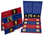 2009 Presidential 8 pc Set - Satin Finish - Original Government Packaging