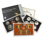 2012 US Silver Proof Set - Modern (14 pc)