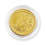 2012 Acadia Qtr - Denver - Gold in Capsule