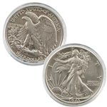 1943 Walking Liberty Half Dollar - Uncirculated
