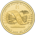2010 Sacagawea Native American Dollar - Proof