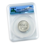 2010 Yellowstone Quarter Release Ceremony Certified