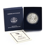 2012 Silver Eagle - Satin Finish