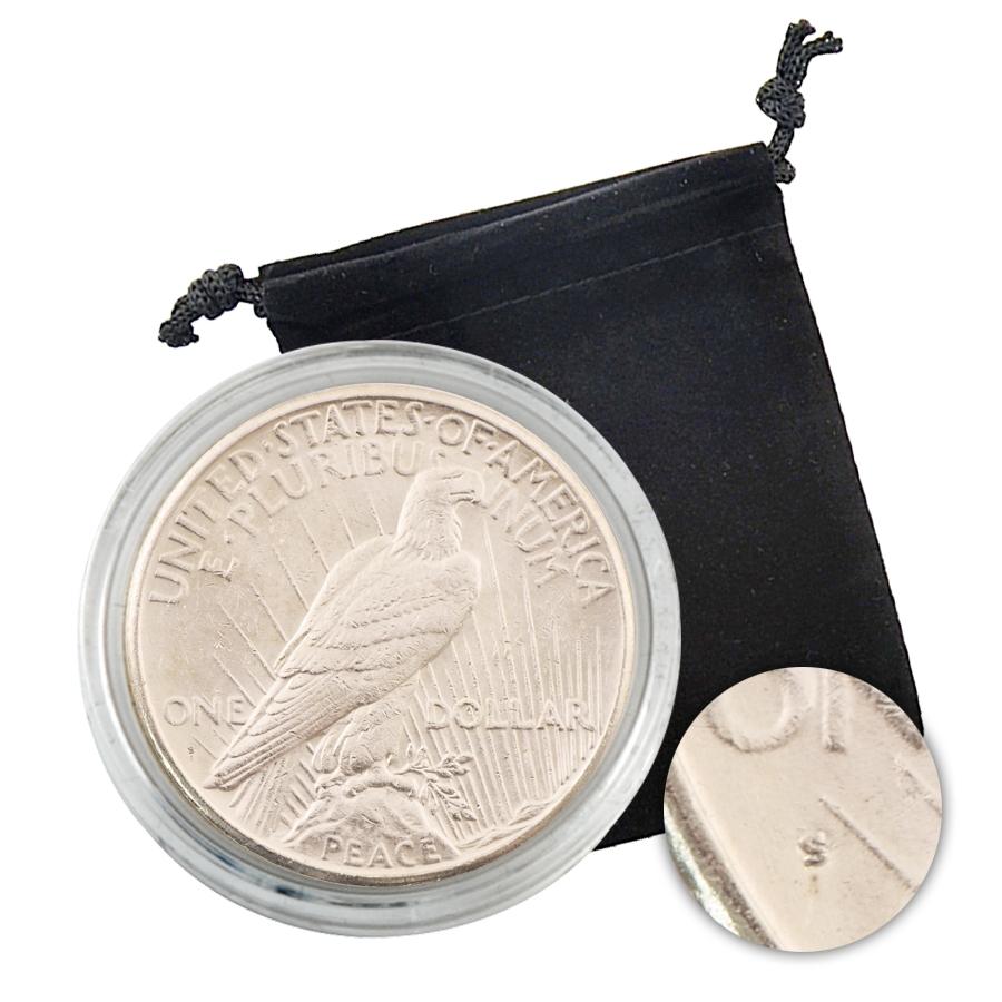 1926 Peace Dollar San Francisco Uncirculated