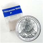 2012 Hawaii Volcanoes Quarter Roll ( 40 ) - Unc - Philadelphia