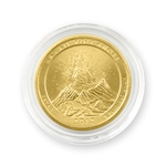 2012 Hawaii Volcanos Qtr - Denver - Gold in Capsule