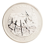 2013 Canadian $5 Antelope - Uncirculated