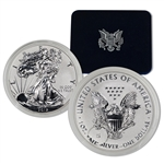 2012 Silver Eagle - San Francisco - Reverse Proof