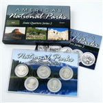 2012 National Parks Quarter Mania Set - Denver