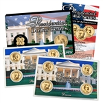 2012 Presidential Dollars P & D 2 Lens Set