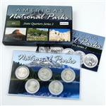 2012 National Parks Quarter Mania Set - San Francisco - Uncirculated