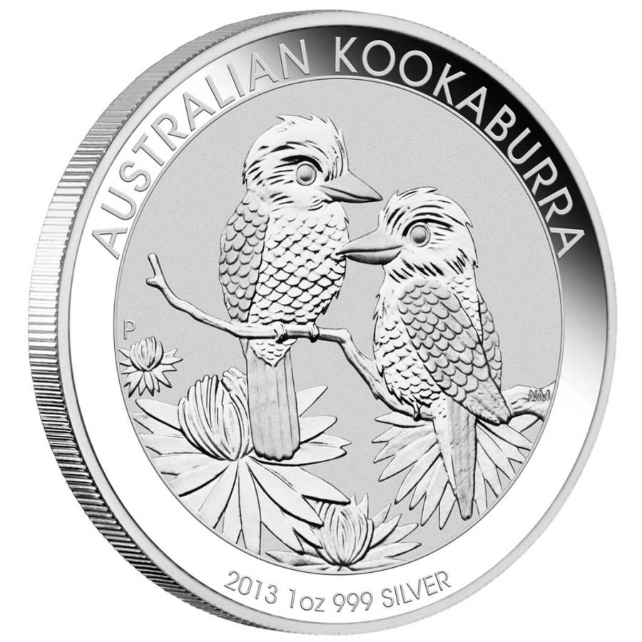 2013 Australian Kookaburra Uncirculated