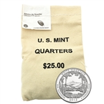 2013 New Hampshire White Mountain US Mint $25 Bag - Denver