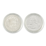 2013 New Hampshire White Mountain Qtr - Philadelphia - Platinum