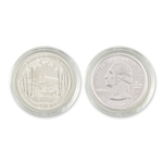 2013 New Hampshire White Mountain Qtr - Denver - Platinum