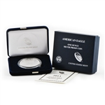 2013 Silver Eagle Proof in Government Packaging