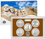2013 America The Beautiful Proof Set - Quarters Only