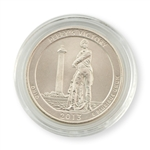 2013 Ohio Perry's Victory Quarter - Philadelphia  - Uncirculated in Capsule