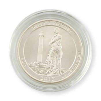 2013 Ohio Perry's Victory Qtr - Denver - Platinum