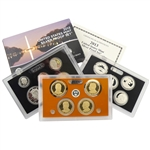 2013 US Silver Proof Set - Modern (14 pc)