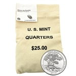 2013 Nevada Great Basin  US Mint $25 Bag - P mint