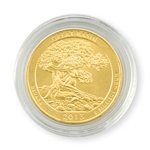 2013 Nevada Great Basin  Qtr - Denver - Gold in Capsule