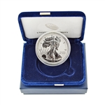 2013 Silver Eagle - West Point - Reverse Proof