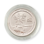 2013 Maryland Fort McHenry  Quarter - Philadelphia  - Uncirculated in Capsule
