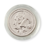 2013 South Dakota Mount Rushmore Qtr - Denver - Platinum