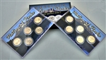 2013 National Parks Quarter Mania Set - PD Uncirculated