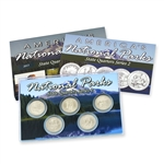 2013 National Parks Quarter Mania Set - San Francisco - Uncirculated