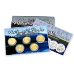 2013  National Parks Quarter Mania Set - Gold Philadelphia
