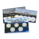 2013 National Parks Quarter Mania Set - Platinum Philadelphia