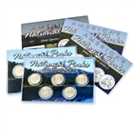 2013 National Parks Quarter Mania Set - Platinum P&D